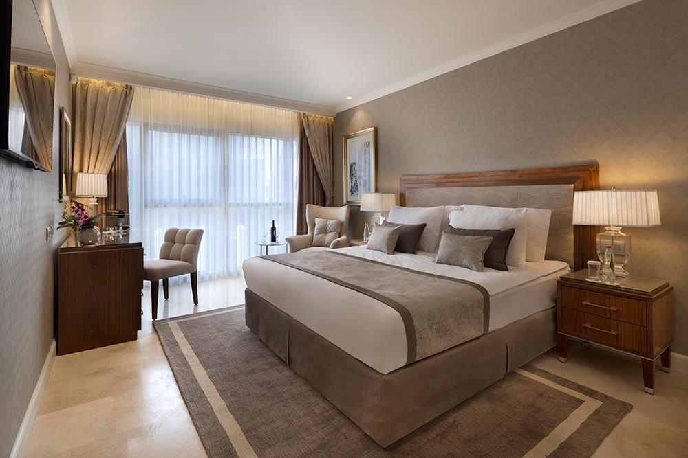 חדר סופריור - מלון הרברט סמואל ירושלים