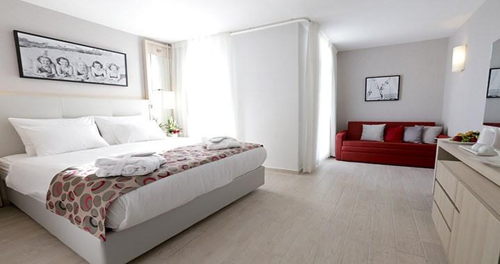 חדרי סופריור- מלון אסטרל מאריס אילת