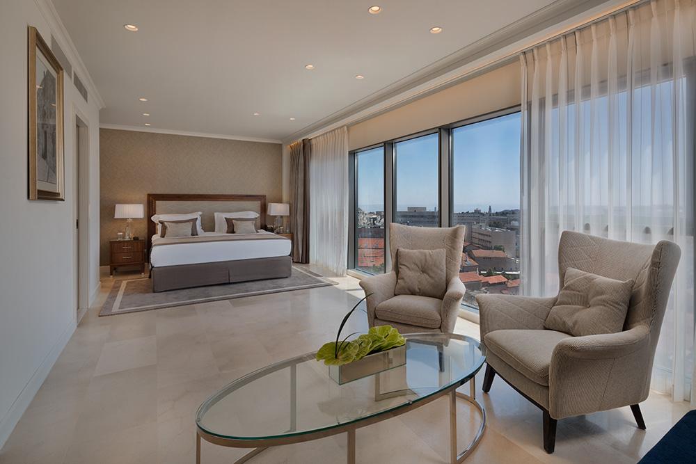 סוויטה - מלון הרברט סמואל ירושלים