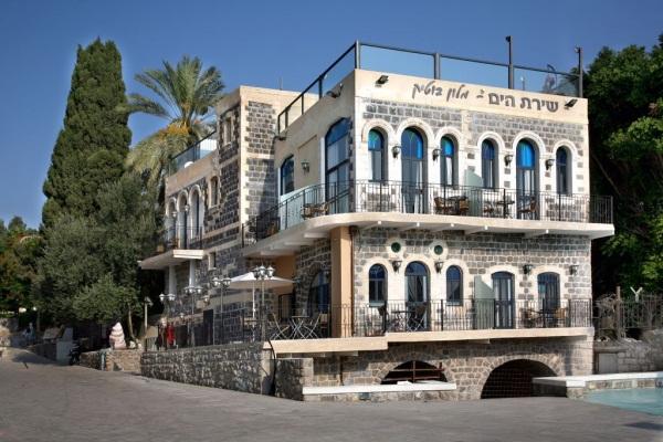 מלון בוטיק שירת הים טבריה