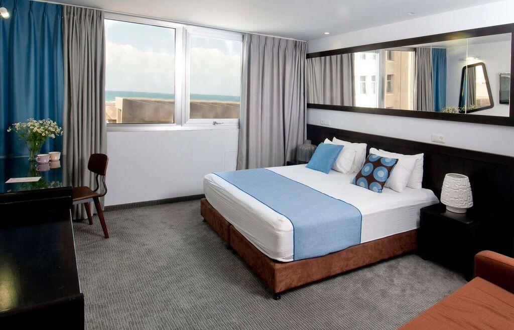 חדר סופריור - מלון בוטיק אמבסי תל אביב