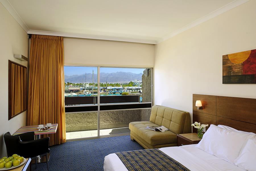 חדר סטודיו- מלון קיסר אילת