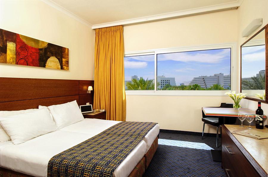 חדר סופריור - מלון קיסר פרימייר אילת
