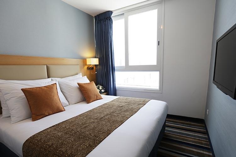 חדרי סטנדרט -מלון אסטרל פאלמה אילת