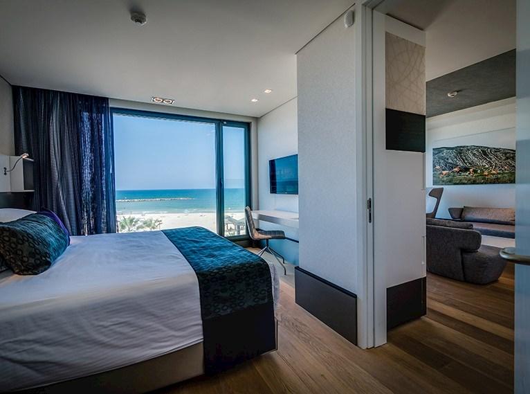 Mini Suite Royal Beach Tel Aviv