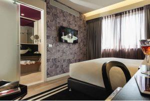 חדר סופריור - מלון ניקס תל אביב