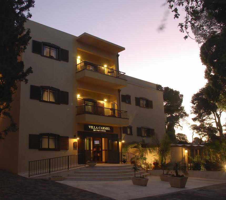 מלון וילה כרמל חיפה