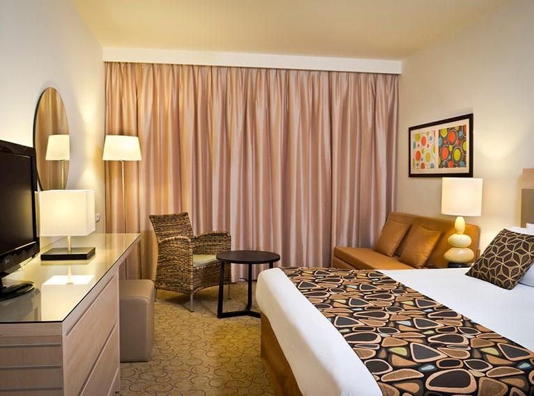 חדר אלמוג - מלון ישרוטל ים סוף אילת