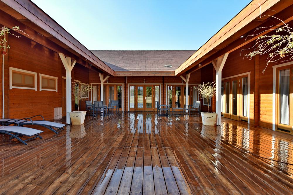 וילה - וילג' מלון מטיילים על הירדן-רשת מטיילים