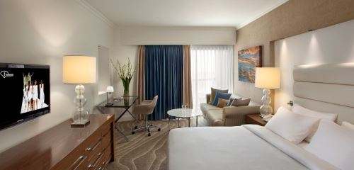 חדרי אקזקיוטיב - מלון מלכת שבא אילת