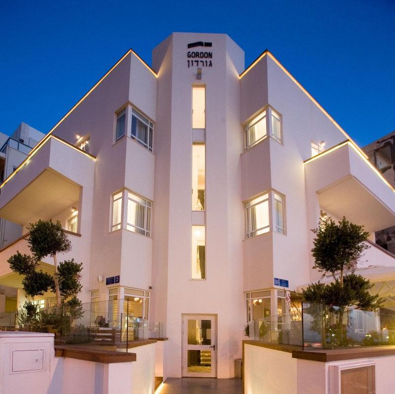 מלון גורדון תל אביב Gordon Hotel & Lounge