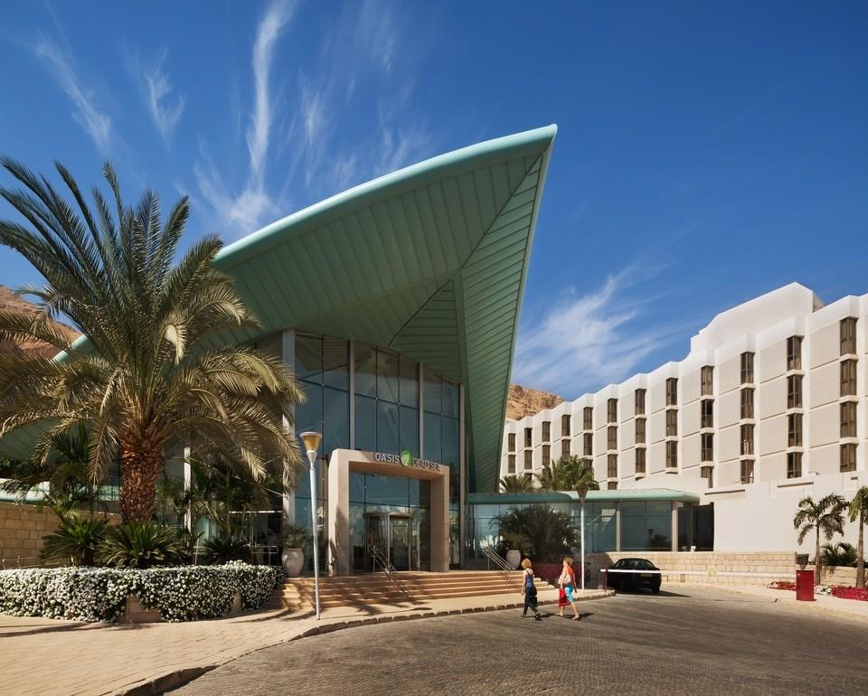 מלון אואזיס ים המלח - רשת פרימה