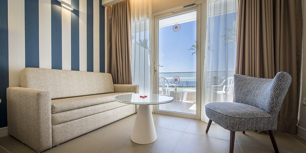 חדר כוכב הים -מלון רימונים אילת