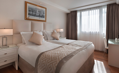 Superior Sea Side View Room Double Bed