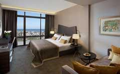 Deluxe Carmel & Sea View Room