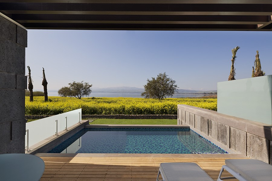 Villa Kineret with Pool