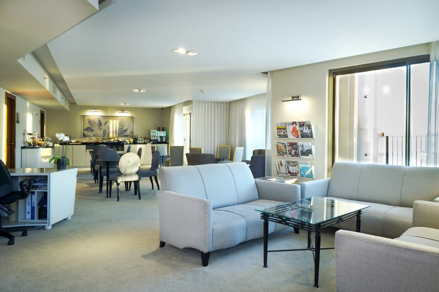 Junior Executive Room with Lounge and Spa Access