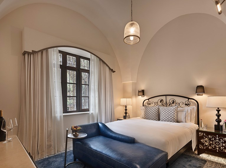 Colony Room - Heritage Buildings Orient Jerusalem