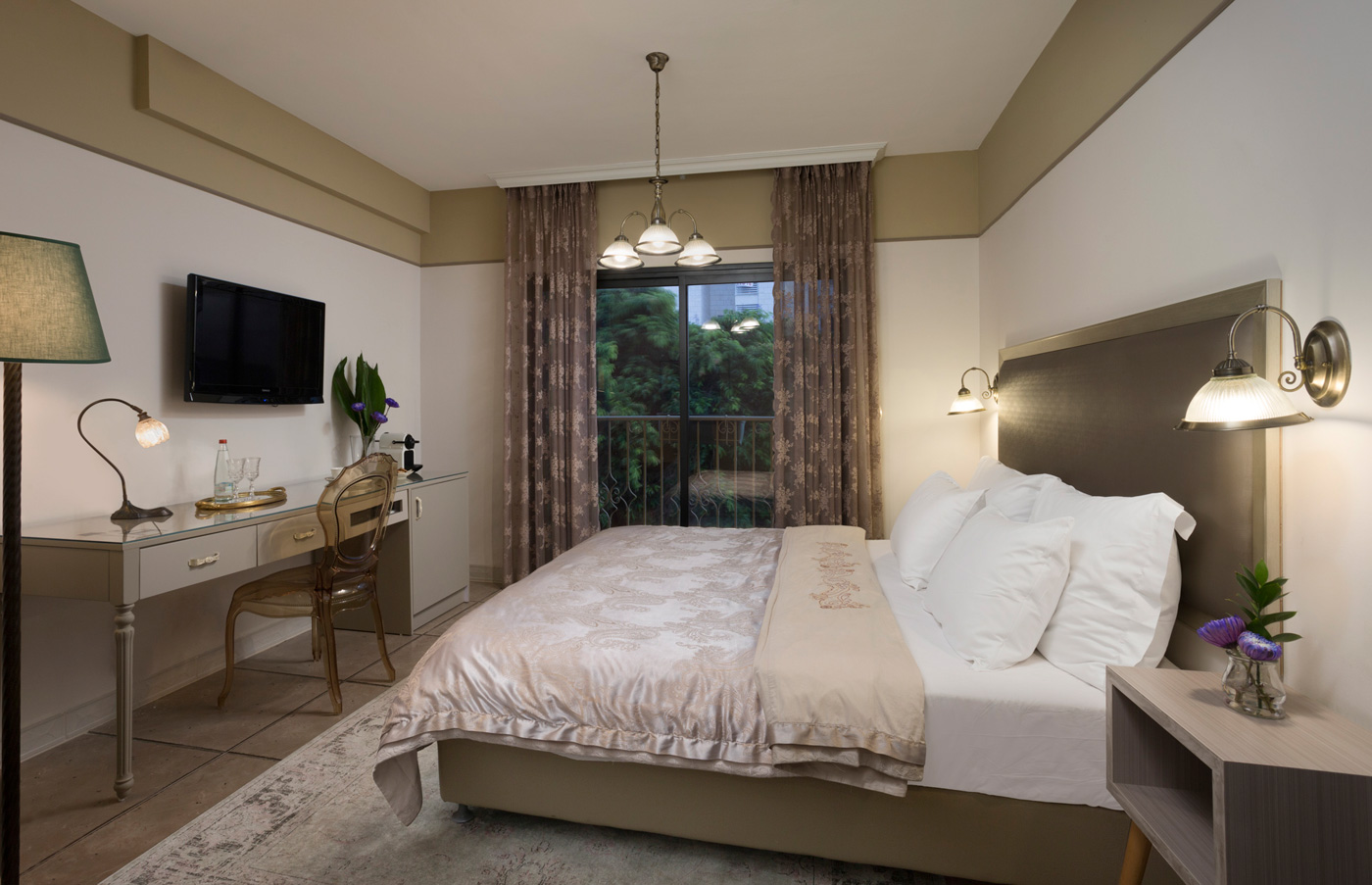 אקזקיוטיב - מלון שטרקמן ארנה נהריה