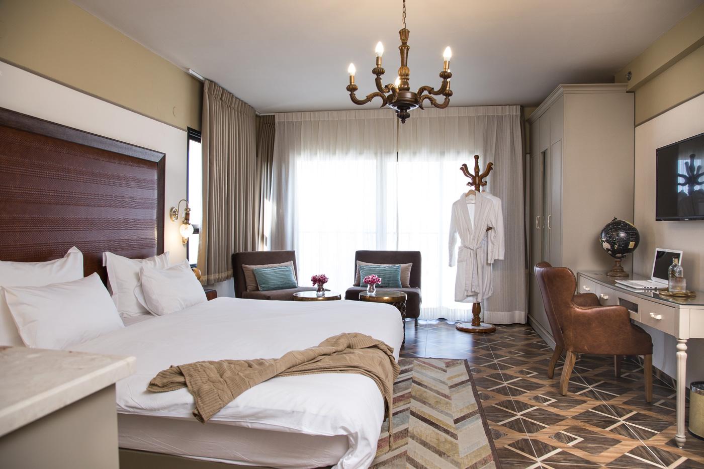 סוויטה נשיאותית - מלון שטרקמן ארנה נהריה