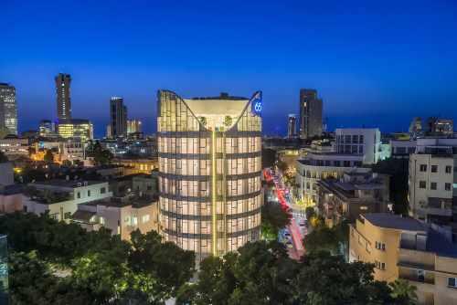 מלון 65 רוטשילד תל אביב - רשת אטלס