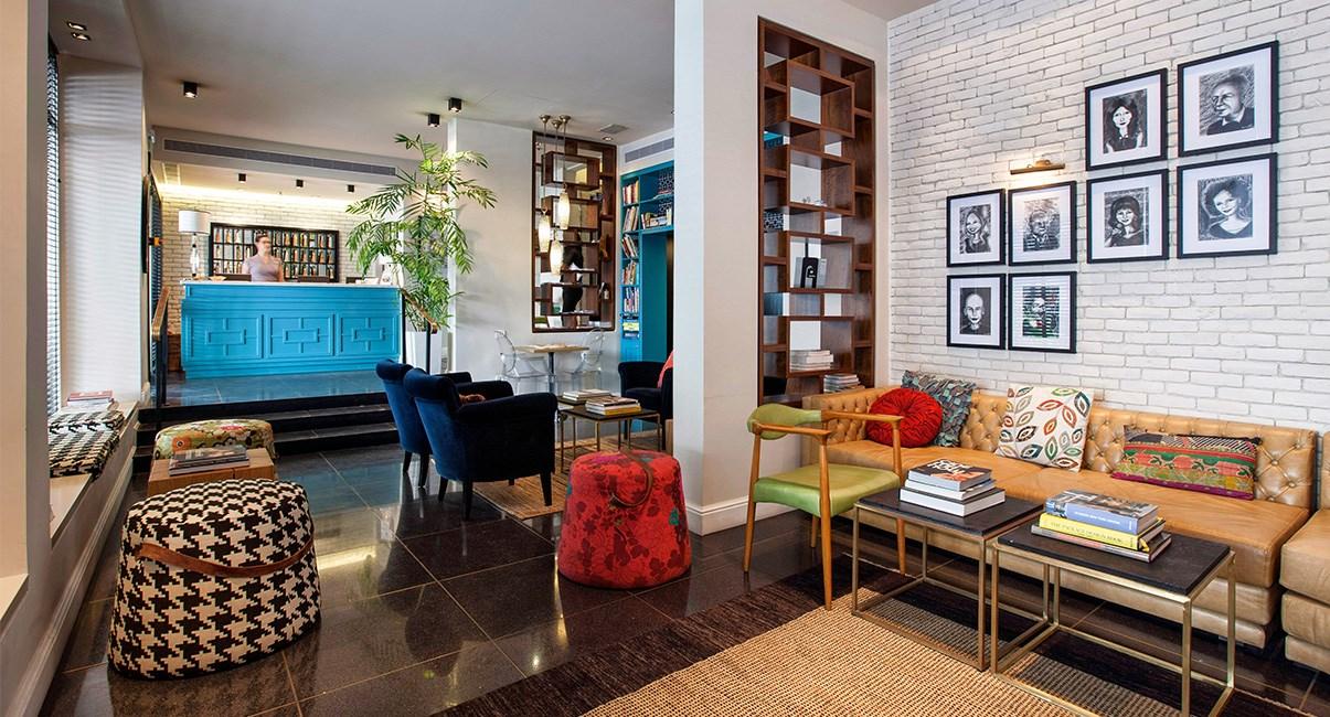 מלון סנטר שיק תל אביב - רשת אטלס