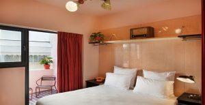 חדר אורבן עם מרפסת - דייב תל אביב מבית מלונות בראון