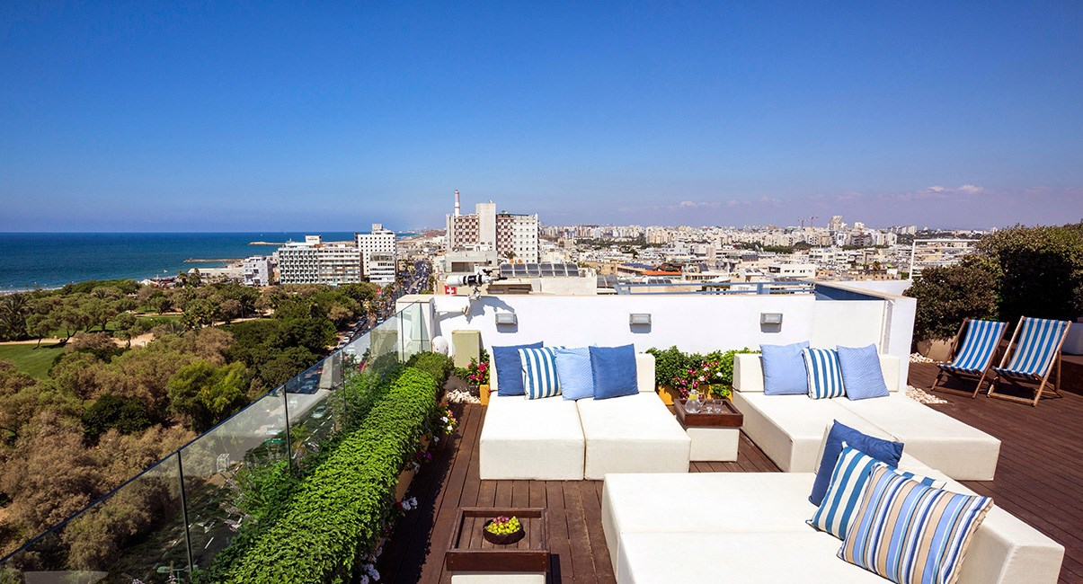 מלון מלודי תל אביב - רשת אטלס