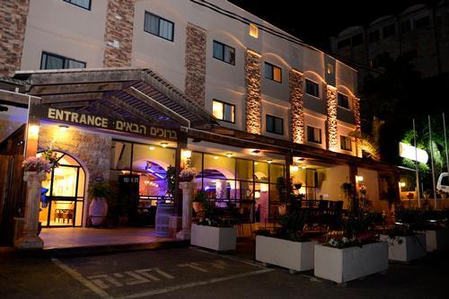 מלון לה פרלה טבריה