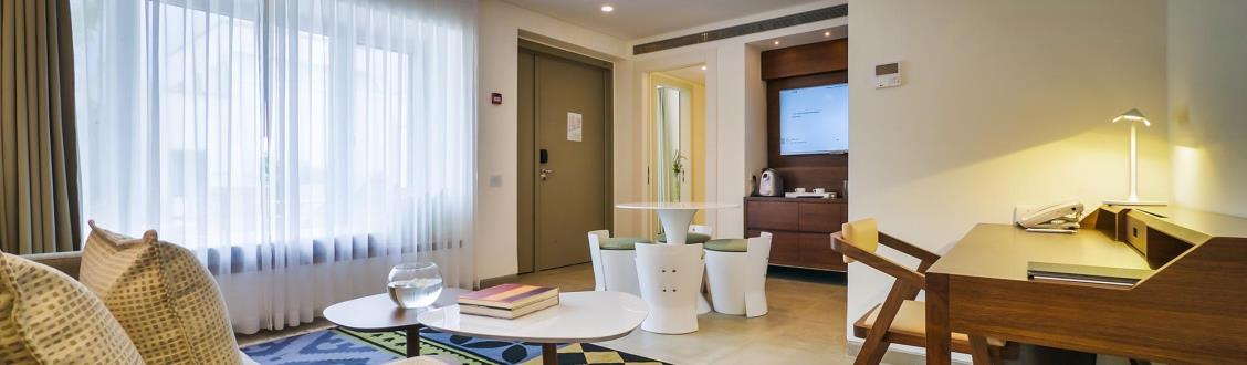 One Bedroom Accessible Suite