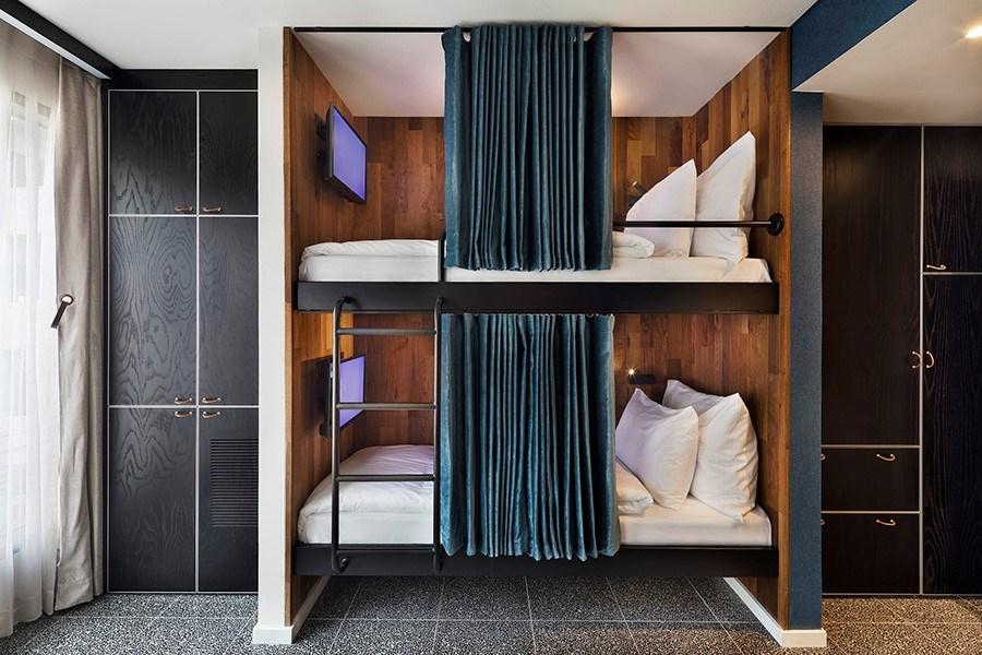Bunkbeds Room