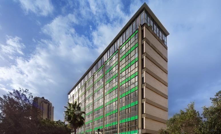 מלון חיפה Bay View